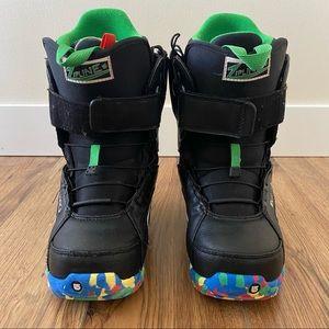 Junior Burton Zipline Snowboard Boots